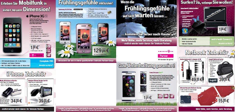 neue Angebote März – iPhone etc.