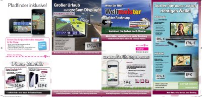 neue Flyer Mai – Entertain & iPhone