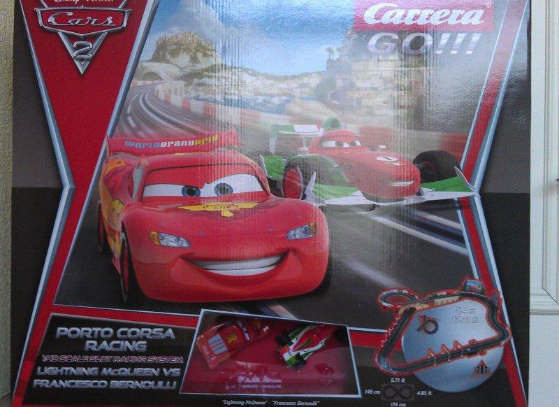 Männerspielzeug! Carrera Cars 2